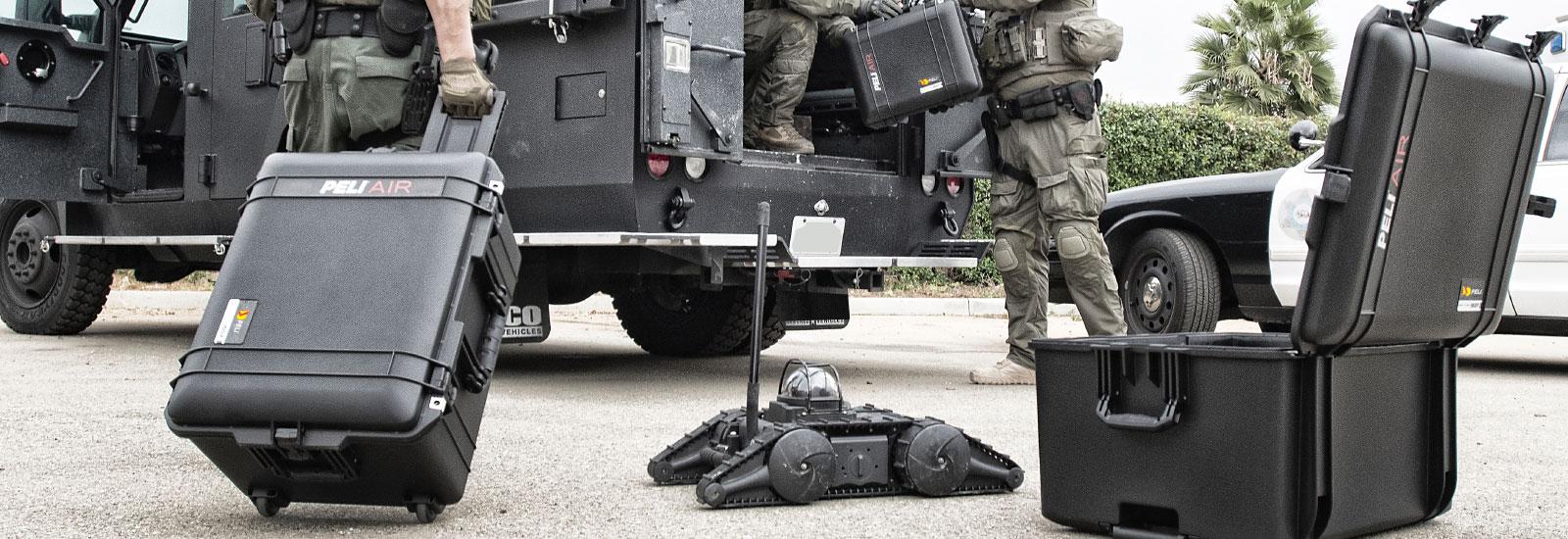 Peli Military Cases