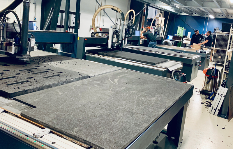 Flightcases International expands Manufacturing-Capacity in 2019