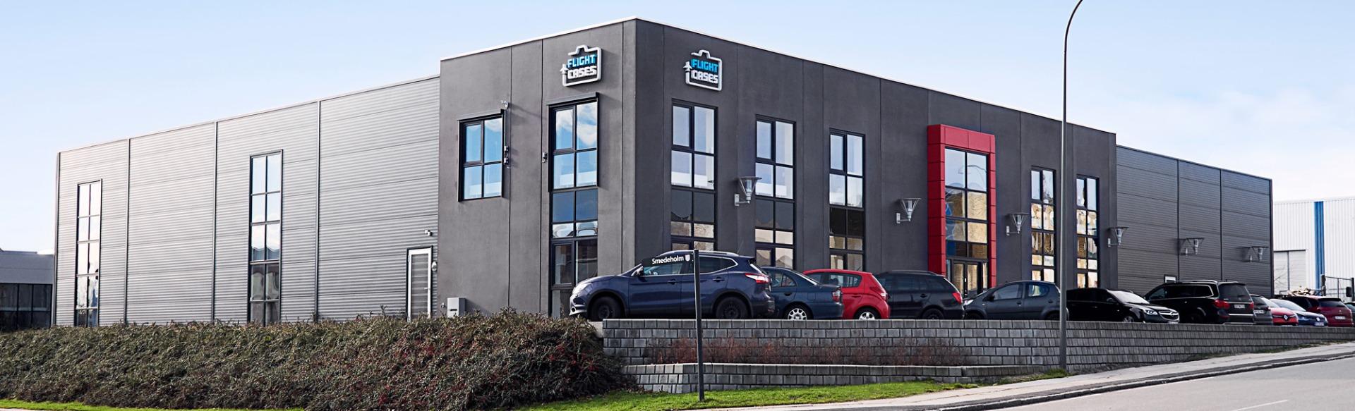 Flightcase Factory in Herlev - Vesterlundvej 3 2014 -