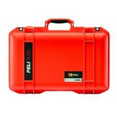 Peli 1485 Air Case Orange-Pluck Foam