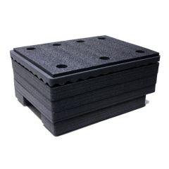 Peli 1610 Multilayer Foam Set