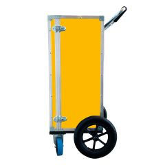 Mobility 16 Cart Carrier i gul laminat