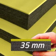 Multilayer Foam Yellow